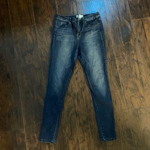 Mudd High rise stretch jeans size 11